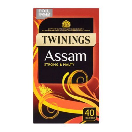 twinings assam 40bags