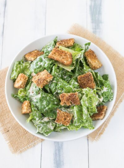 Caesar Salad Callowfit