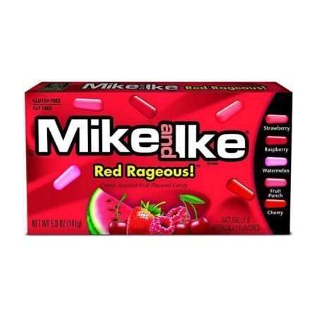 Mike and Ike RedRageous