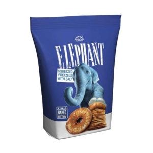 alka elephant pretzels salt g