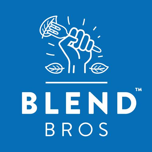 blend bros logo