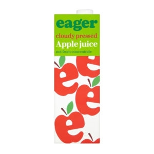 eager apple