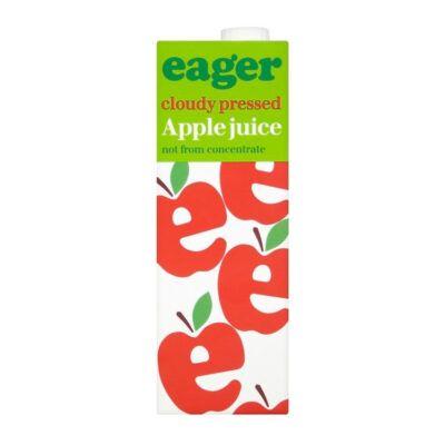 eager apple