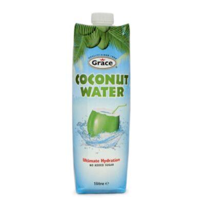 grace coconut water l agua de coco