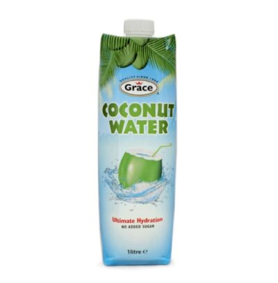 grace coconut water l agua de coco