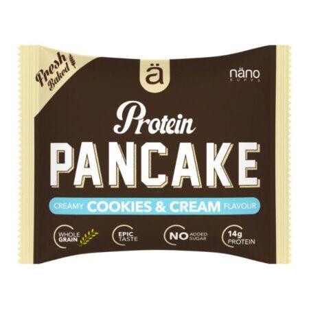 nano cookies and cream