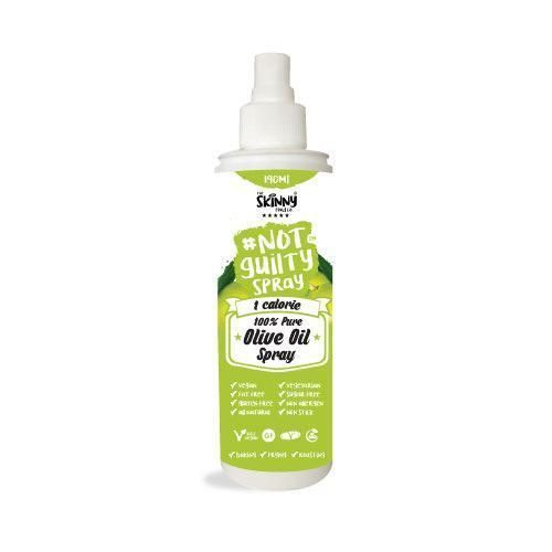 notguilty extra virgin olive oil cal spray