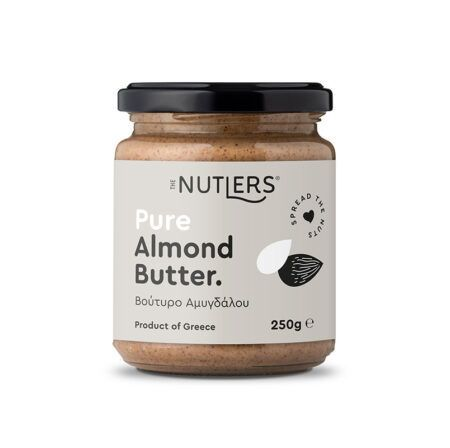 nutlers almond butter