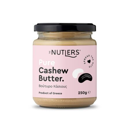 nutlers cashew butter