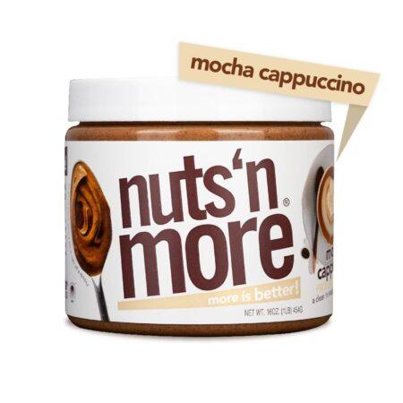 nuts n more mocha cappuccino