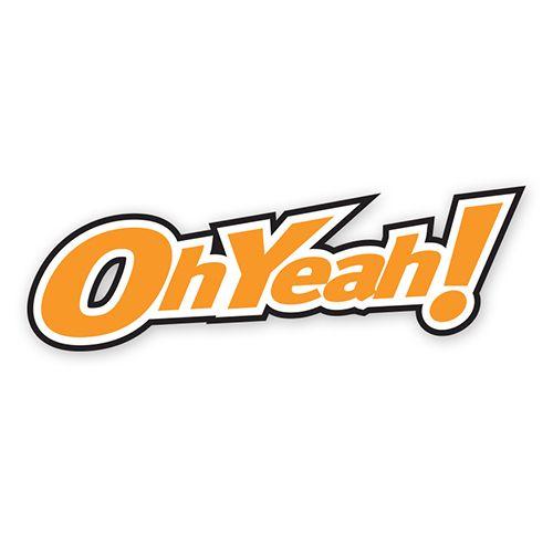 ohyeah nutrition logo