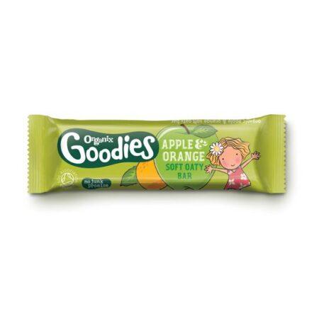 AppleOrange Soft Oaty goodies Bar
