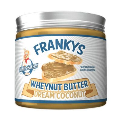 Wheynut Coconut dream frankys bakery