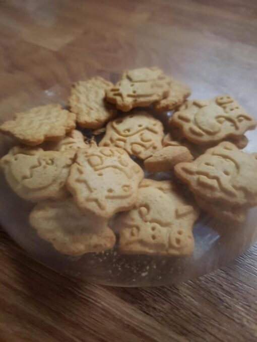 animal biscuits