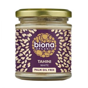 biona tahini white