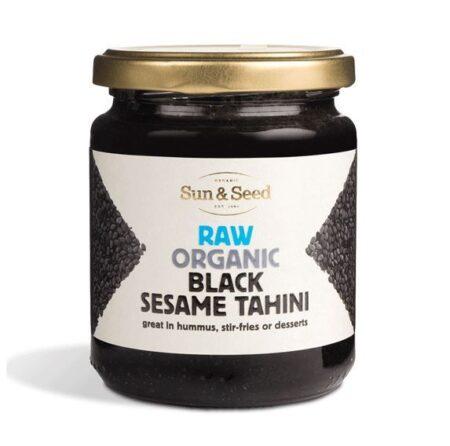 black sesame tahini
