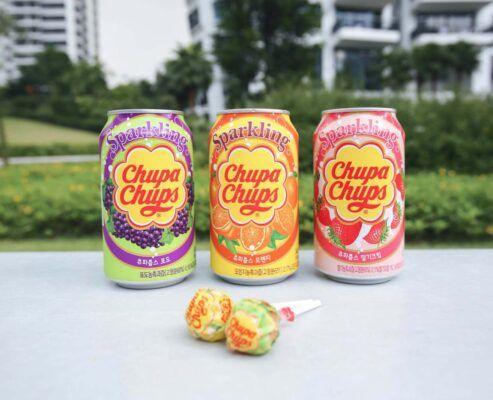 chupa chups mini banner