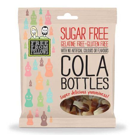 free from fellows cola