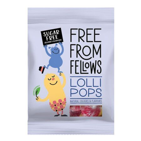 free from fellows sugar free gluten free vegan lollipops gf pantry