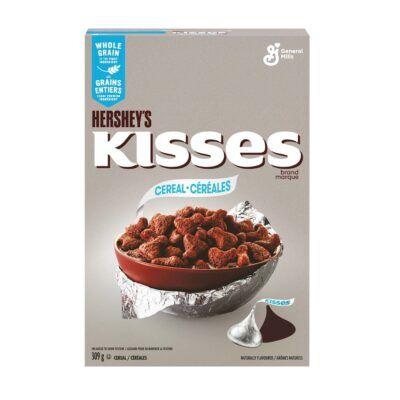 hersheys kisses cereal