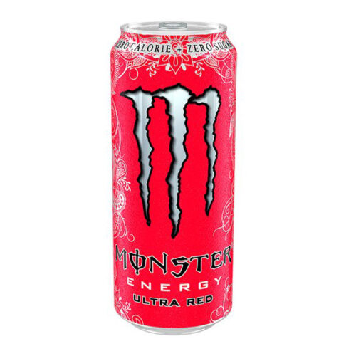 monster ultra red