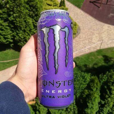 monster ultra violet