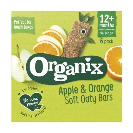 oaty bars apple orange