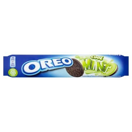 oreo mint biscuits 154g