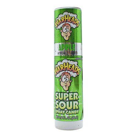 warheads super sour spray apple