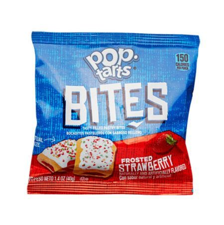 POP TARTS BITES strawberry