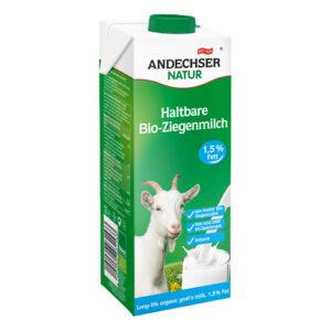 andechser bio milk