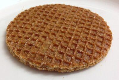 biona maple syrup waffle