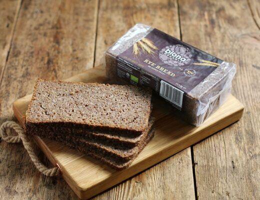 biona rye bread