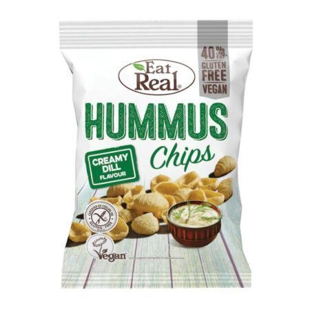 eat real hummus creamy dill