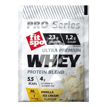 fitspo whey vanilla ice cream