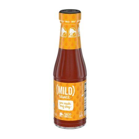 kraft taco bell mild sauce