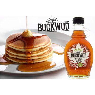pancake maple buckwud