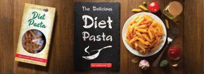 pure nutrition diet protein pasta