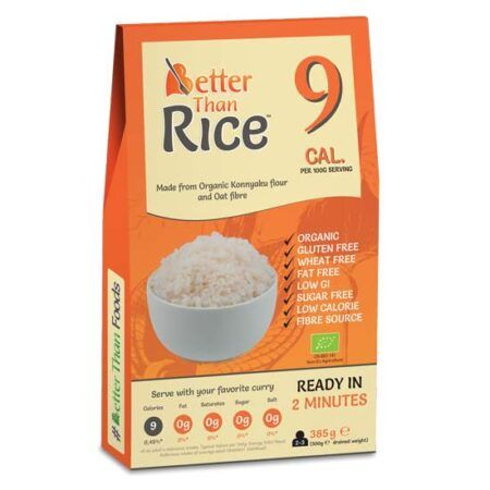 rice betterthan