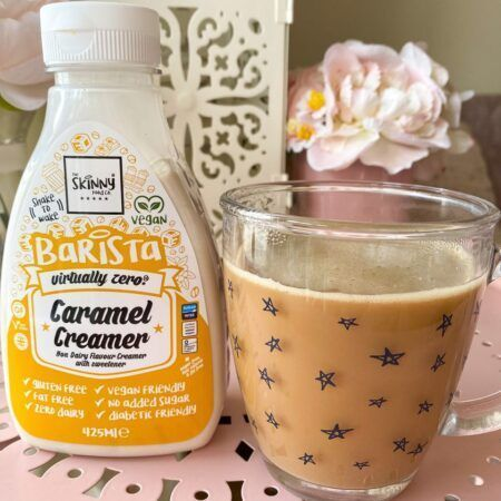 skinny food co barista non dairy coffee creamer ml
