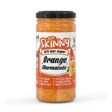 skinny orange jam
