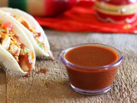 taco bell mild