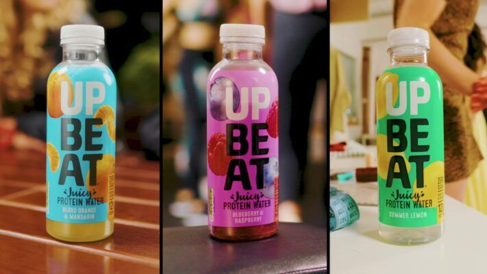 upbeat drink