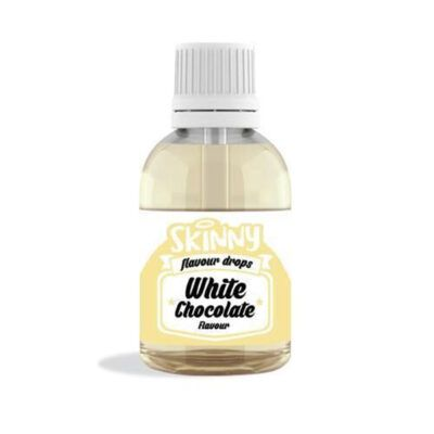 white chocolate ml notguilty sugar free flavour gourmet drops