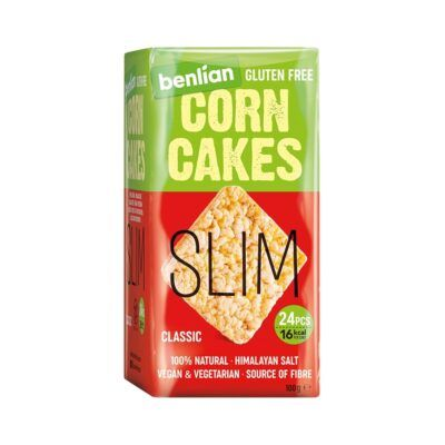benlian corn cakes classic