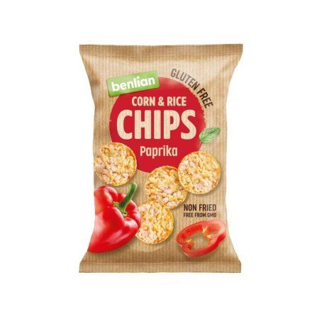 benlian rice chips paprika
