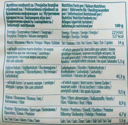 benlian rice snacks facts