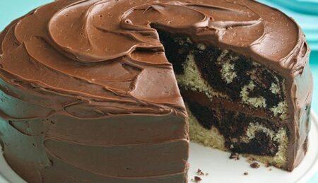 betty crocker chocolate swirl cake mix