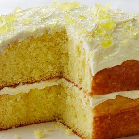 betty crocker zesty lemon cake mix g