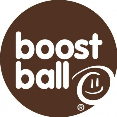 boost ball logo